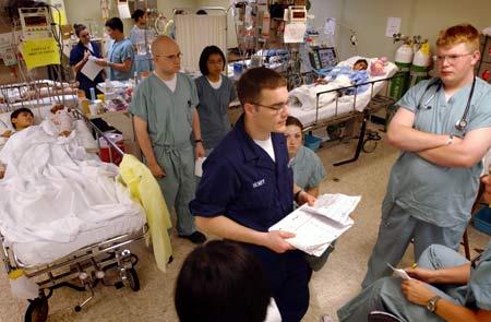 врачи в США