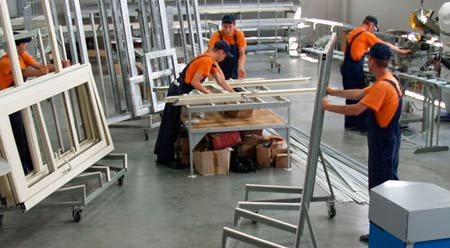 завод в Польше