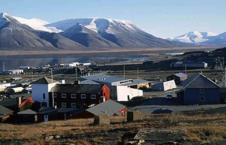 Рабочий поселок Арктикугля