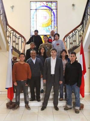 Высшее образование в Перу
