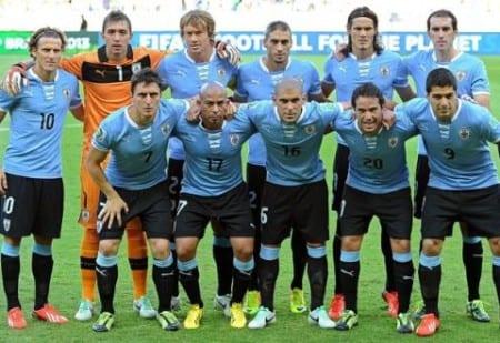 Национальная футбольная сборная Уругвая