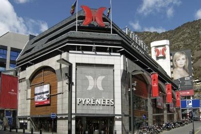 Торговый центр «Пиренес»