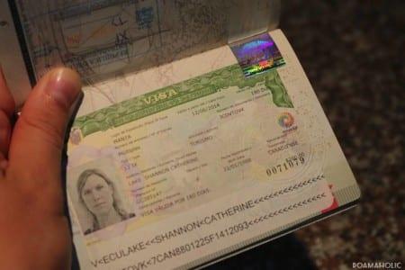 Так выглядит виза 12-IX в Эквадор
