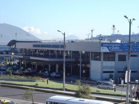 Аэропорт Марискаль Сукре