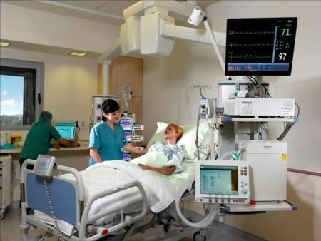 Техническая оснащенность клиник Израиля