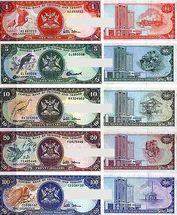 деньги Тринидад и Тобаго