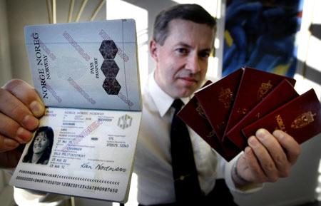 двойное гражданство в Норвегии