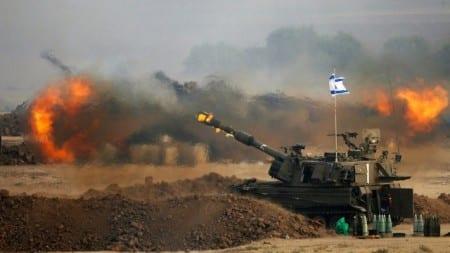 Военные действия в Израиле