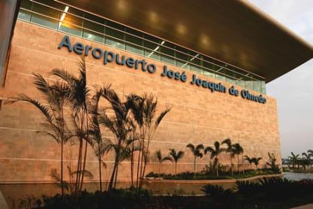 Международный аэропорт Хосе Хоакин де Ольмедо