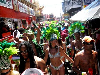 развлечения на Тринидад и Тобаго