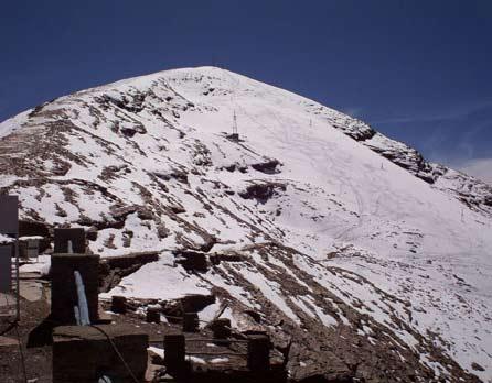 курорт в Боливии