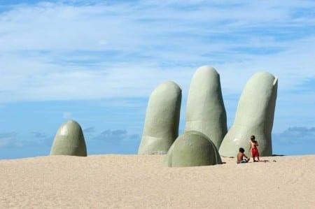 Пляж Пунта-дель-Эсте