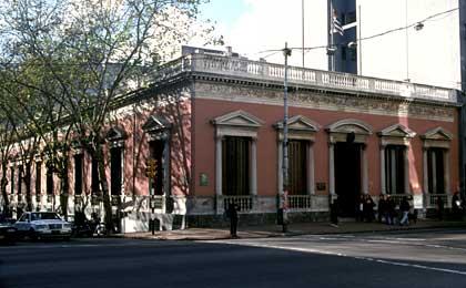 Министерство по иностранным делам Уругвая