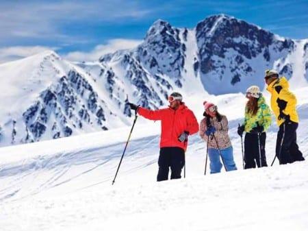 Лыжи Андорра