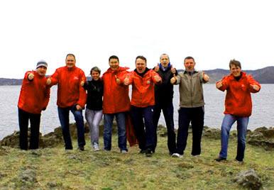 волонтеры за границей