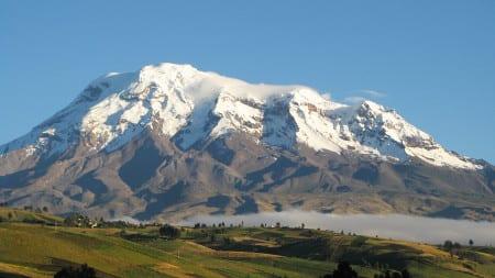 Вулкан Чимборасо
