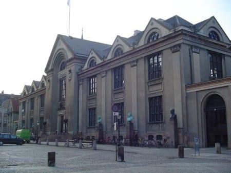 Копенгагский университет в Дании