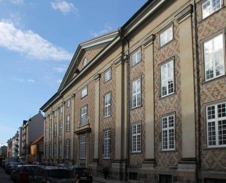 Здание Верховного суда Дании.