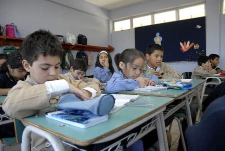 Школа в Чили