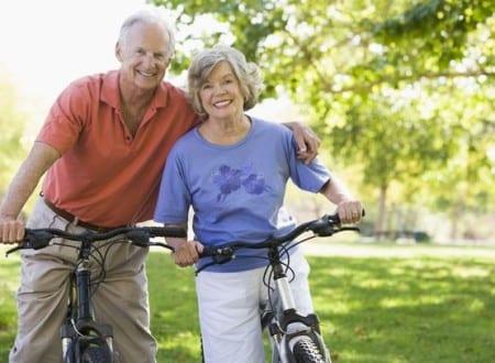 Пенсионеры Дании