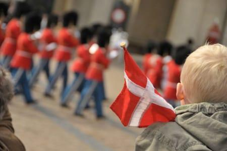Ребенок Дания