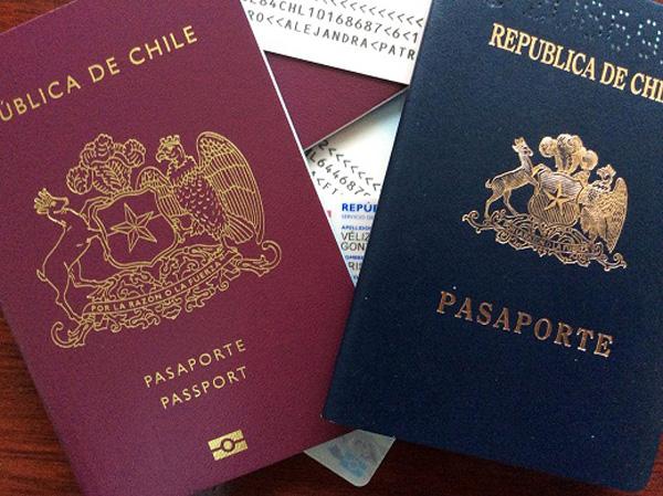 Паспорт Чили
