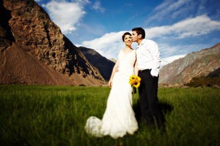 Свадьба в Чили