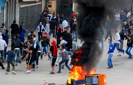 преступность в Алжире