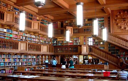 бельгийская библиотека