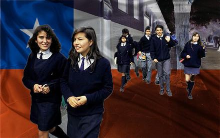 Обучение в Чили