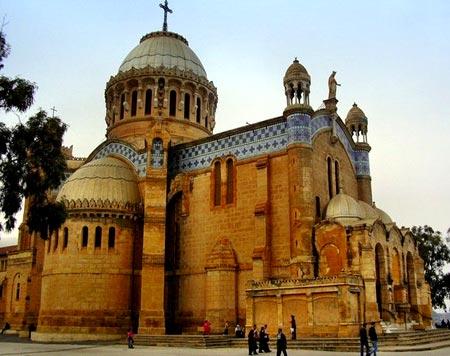 собор в Алжире
