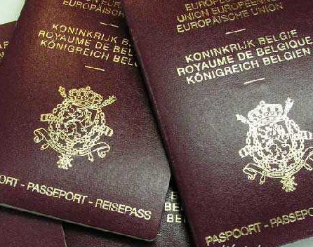 гражданство бельгии