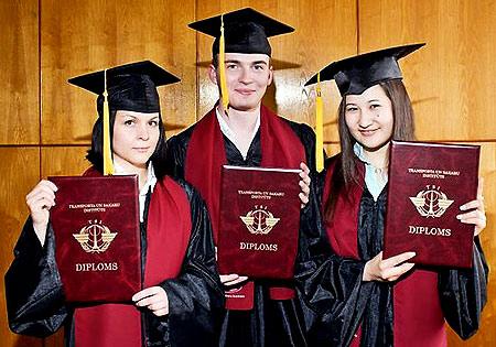 иностранные студенты в Латвии