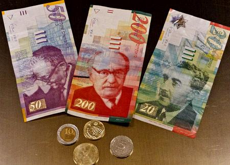 израильская валюта