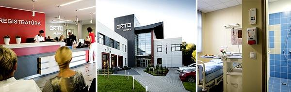 клиника в Латвии