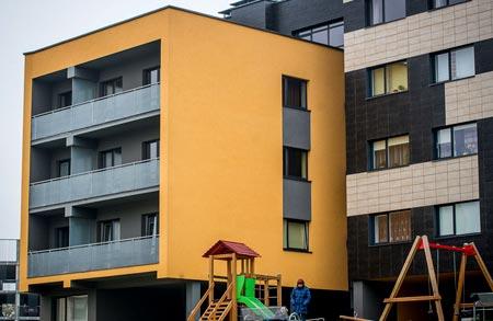 квартира в Вильнюсе