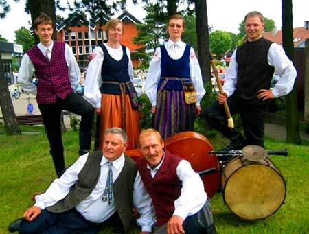 этнические литовцы