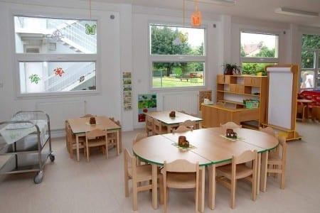 Детский сад в Дании