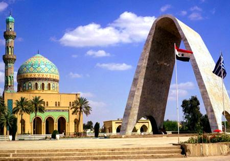достопримечательности в Ираке