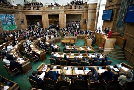 Парламент Дании