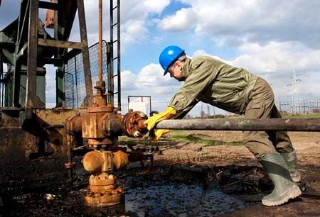 работа на нефтевышках в Ираке