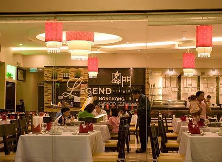 ресторан в гонконге