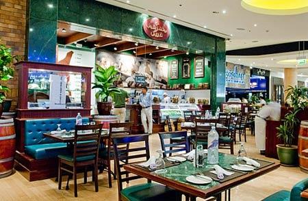 ресторан в Бахрейне