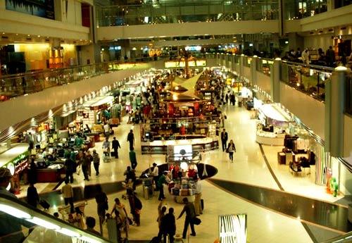 торговый центр в бахрейне