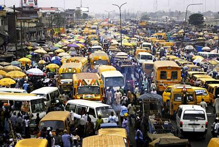 движение в нигерии
