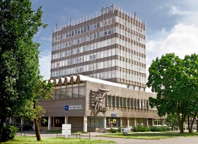 Институт транспорта и телекоммуникаций в Латвии