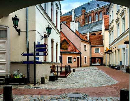 квартира в Латвии