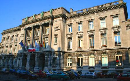 бельгийский университет