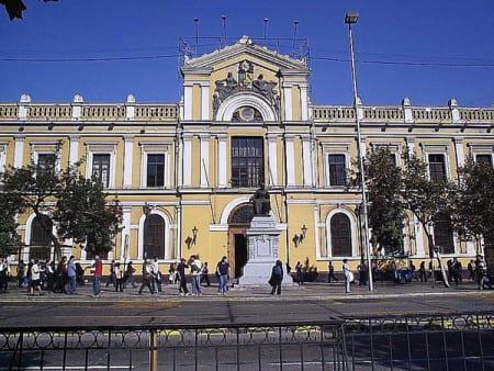 Университет Чили