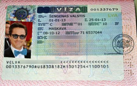 туристическая виза в Латвию категории С